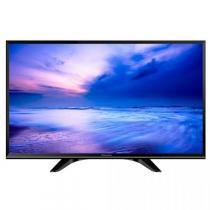 """Smart TV 32"""" Panasonic LED HD TC-32ES600B, Preta, Wi-Fi, USB, Bluetooth -"""