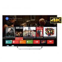 """Smart TV 3D LED 55"""" Sony XBR-55X855C Ultra HD 4K, Wi-Fi, HDMI, USB - com Android - Sony"""