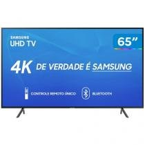 "Smart TV 4K LED 65"" Samsung UN65RU7100 Wi-Fi - HDR 3 HDMI 2 USB"