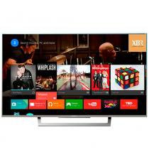 "Smart TV Android LED 49"" Sony XBR-49X835D 4K Ultra HD HDR com Wi-Fi 3 USB 4 HDMI Motinflow XR Triluminos e X-Reality PRO -"