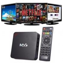 Smart TV Box Android 7.1  MXQ 4K  Netflix -
