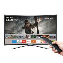 Smart TV Games LED 49 Full HD com Conversor Digital 3 HDMI e 2 USB UN49K6500AGXZD - Samsung - SAMSUNG AUDIO E VIDEO