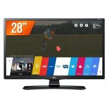 "Smart TV LED 28"" HD LG 28MT49S-OS HDMI USB Wifi Integrado Conversor Digital -"
