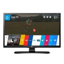 Smart TV LED 28 LG 28MT49S-PS, Função Monitor, USB, HDMI, DTV, Wi-Fi -