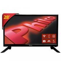 Smart TV Led 28 Philco Android Conversor Digital HD PH28N91DSGWA -