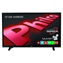 "Smart TV LED 32"" HD Conversor Digital HDMI e USB Philco - Philco"