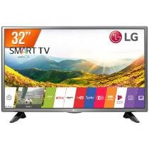 Smart TV LED 32 HD LG PRO 32LJ600B 2 HDMI USB Wi-Fi Integrado Conversor Digital -