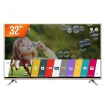 """Smart TV LED 32"""" LG HD 2 HDMI 2 USB Wi-Fi Integrado Conversor Digital 32LF595B - Lg"""