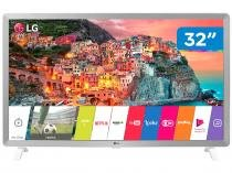 "Smart TV LED 32"" LG HD 32LK610BPSA - WebOs Conversor Digital Wi-Fi 2 HDMI 2 USB"