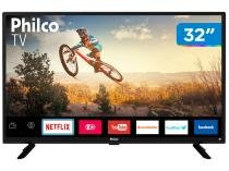 "Smart TV LED 32"" Philco PTV32G50SN - Wi-Fi HDMI USB"