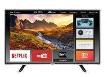 "Smart TV LED 40"" Panasonic Full HD 2 HDMI 1 USB Wi-Fi Integrado Conversor Digital TC-40DS600B -"