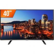 "Smart TV LED 40"" Panasonic Full HD 2 HDMI 1 USB Wi-Fi Integrado Conversor Digital TC-40DS600B - Panasonic"