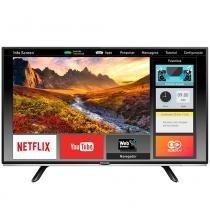 """Smart TV LED 40"""" Panasonic TC-40DS600B Full HD, Wi-Fi, 1 USB, 2 HDMI e 60Hz -"""