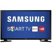 Smart TV LED 40 Polegadas Samsung Full HD HDMI USB UN40J5200AGXZD - Samsung