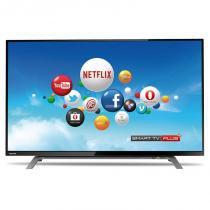 Smart TV LED 40 Polegadas Semp Toshiba Full HD USB HDMI - 40L2500 -