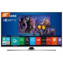 "Smart TV LED 40"" Samsung Full HD 3 HDMI Série 5 Wi-Fi Integrado UN40J5500AGXZD - Samsung"