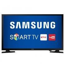 Smart TV LED 40 Samsung UN40J5200 Full HD com Conversor Digital - Wi-Fi, HDMI, USB -