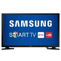 "Smart TV LED 40"" Samsung UN40J5200 Full HD com Conversor Digital - Wi-Fi, HDMI, USB - Samsung"