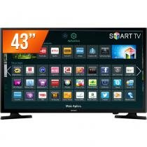 Smart TV LED 43 Full HD Samsung 43J5200 2HDMI 1USB com Wifi e Conversor Digital Integrados - Samsung