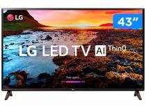 "Smart TV LED 43"" LG Full HD 43LK5750PSA - WebOs Conversor Digital Wi-Fi 2 HDMI 1 USB"