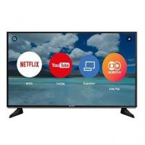 "Smart TV LED 43"" Panasonic 4K/Ultra HD - TC-43EX600B Wi-Fi 3 HDMI 3 USB DLNA -"