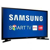 "Smart TV LED 43"" Samsung UN43J5200, Full HD, ConnectShare Movie, Wi-Fi, 2 HDMI, 1 USB -"