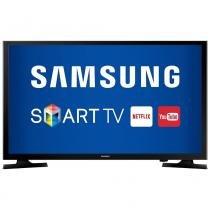 "Smart TV LED 43"" Samsung UN43J5200AGXZD Full HD com Wi-Fi 1 USB 2 HDMI e 60Hz -"