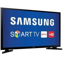 "Smart TV LED 43"" Samsung UN43J5200AGXZD Full HD, USB, HDMI,  Wi-Fi, Screen Mirroring - Samsung"