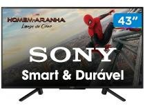 "Smart TV LED 43"" Sony KDL-43W665F Full HD - Wi-Fi 2 HDMI 2 USB"