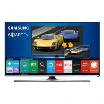 """Smart TV LED 48"""" Full HD Samsung 48J5500 com Connect Share Movie, Screen Mirroring, Função Festa, Wi - Samsung"""