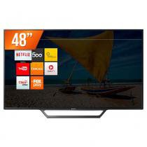 "Smart TV LED 48"" Full HD Sony KDL-48W655D HDMI 2 USB Wi-Fi Integrado Conversor Digital -"