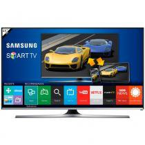 Smart TV LED 48 Polegadas Samsung Full HD 3 HDMI 2 USB Wi-Fi 240Hz - UN48J5500AGXZD -