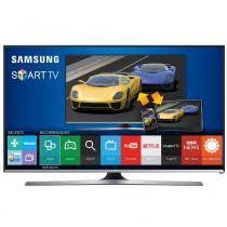Smart TV LED 48 Samsung UN48J5500 Flat Full HD Series 5 - Wi-Fi, HDMI, USB - Samsung