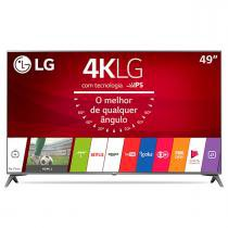 "Smart tv led 49"" 49uj6565 ultra-hd wi-fi lg - Lg"