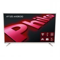 "Smart TV LED 49"" Full-HD DTV PH49F30DSGWAC Philco -"