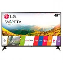 "Smart tv led 49"" full hd wifi integrado netflix lg - Lg"
