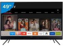 "Smart TV LED 49"" Samsung Full HD 49K5300 - Conversor Digital 2 HDMI 1 USB Wi-Fi"