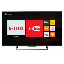 """Smart TV LED 49"""" Sony KD-49X705E 4K Ultra HD HDR Wi-Fi 3 USB 3 HDMI Motionflow XR240 X-Reality PRO -"""