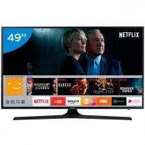 "Smart TV LED 49"" Ultra-HD UN49MU6100 Samsung -"