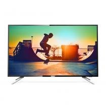 Smart TV LED 50 Polegadas Philips 4K UHD Conversor Digital 4 HDMI 2 USB 50PUG6102 - Philips tv