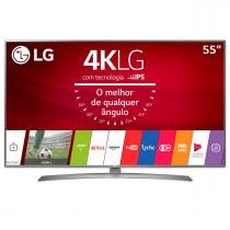 "Smart TV LED 55"" 55UJ6585 Ultra-HD 4K Wi-fi LG -"