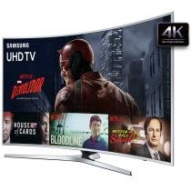 "Smart TV LED 55"" LED Curva 4K Ultra-HD Samsung UN55KU6500 -"