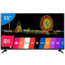 "Smart TV LED 55"" LG Full HD 55LH5750 - Conversor Digital Wi-Fi 2 HDMI 1 USB"