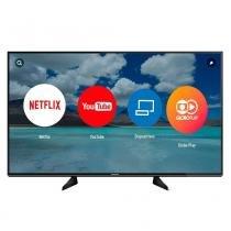 "Smart TV LED 55"" Panasonic TC-55EX600B 4K Ultra HD HDR, Wi-Fi, 3 USB, 3 HDMI -"