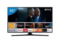 "Smart TV LED 55"" Samsung Série 6 4K HDR 55MU6100 -"