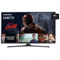 Smart TV LED 55 Samsung UN55KU6000 UHD 4K Series 6 - Wi-Fi, HDMI, USB, Motion Rate 120Hz - Samsung