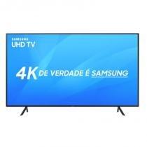 "Smart TV LED 55"" UHD 4K Samsung NU7100 Visual Livre de Cabos HDR Premium, Tizen, Wi-Fi 3 HDMI -"