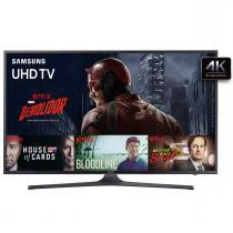 "Smart TV LED 55"" Ultra-HD 4K com DTV e HDMI Samsung 55KU6000 - Samsung"