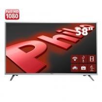 "Smart TV LED 58"" Philco PH58E20DSGWAS, Full HD, Android, ApToide, HDMI, USB -"