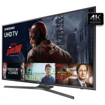 "Smart TV LED 60"" 4K Ultra-HD Samsung UN60KU6000GX - Samsung"